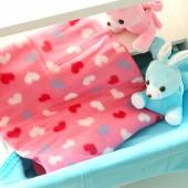 維維熊 嬰兒毛毯(卡通抱毯)