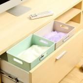 日本進口 サンカ 簡約方形收納盒 26.4*19.2*23.6(不含蓋子)