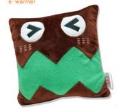 伊暖兒 系帶型多功能雙面發熱USB暖宮暖手抱枕