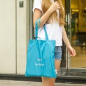 防水多功能晴雨兩用購物包 防水覆膜購物袋  105