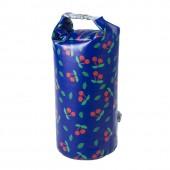 新款加厚密封手機衣物收納防水袋 戶外溯溪漂流袋 5L 櫻桃款 296