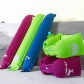 超軟TPU 充氣護腰枕 護頸椎保護旅行枕頭(長條形S號)212
