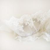 復古蕾絲襪套(白色襪套)