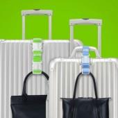 行李箱掛帶旅行背包拉桿箱外置綁帶多用途掛鉤固定掛扣單扣加粗款 5cm  丙綸帶(雙扣加寬款)062