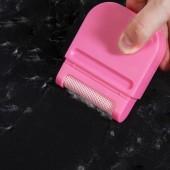 便攜式衣物除毛器去毛刷剃毛除球不傷衣不用電去毛球修剪器(單頭彩色款)