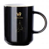 博沃星座馬克杯咖啡杯陶瓷杯情侶杯喝水杯杯子創意個性潮流水杯茶杯BOWO199(400ML)