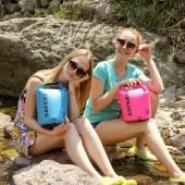 戶外防水袋防水包游泳收納袋沙灘手機衣服浮潛防偷漂流袋包漂流包 (5L小號) 049