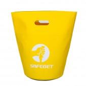 可折疊手提桶 旅行戶外收納防水袋 伸縮收納桶 033