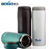 博沃 雙層不銹鋼保溫杯冷水杯 BW-142 350ML