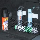 汽車后備箱儲物魔術貼條固定帶雜物收納帶物品整理行李固定綁帶繩(一對裝)315