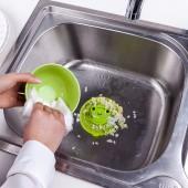卡通動物地漏 下水管防堵過濾網 毛發過濾器