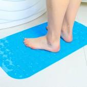 浴室防滑地墊門墊衛生間入口地墊衛浴吸水腳墊按摩隔水墊浴室防滑墊子