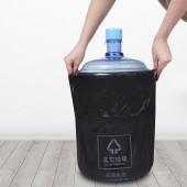 加厚一次性家用廚房分類收納袋宿舍黑色塑料袋大號點斷式垃圾袋 分類款(4卷100只)