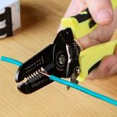 多功能電線鉗剝線鉗電纜剪刀剪子壓線撥線鉗電工工具剝皮鉗拔線刀