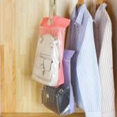 包包收納掛袋立體包架衣柜櫥懸掛式整理袋多層布藝防塵整理儲物袋(20個裝 小號40*43.5)340