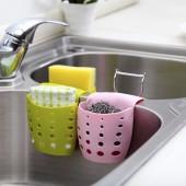 廚房置物架水槽收納架水池置物架家用瀝水籃瀝水架廚房用品收納架