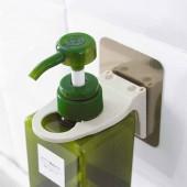 粘鉤墻壁魔力貼沐浴露瓶掛架浴室洗發水洗手液吸壁式無痕吸盤掛鉤