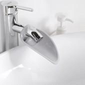 寶寶導水槽延長器水龍頭延伸兒童加長接水洗手器引水器兒童洗手器水槽過濾嘴防濺頭嘴