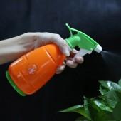 30年老品牌振興 噴壺灑水小噴水壺紅蘿卜園藝工具澆花噴壺噴瓶花卉壓力噴霧器手壓澆水瓶(450ml)PT0030
