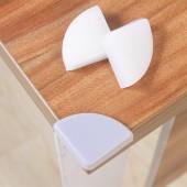 兒童防撞角包桌子桌角護角寶寶玻璃茶幾硅膠防護保護套安全防碰撞