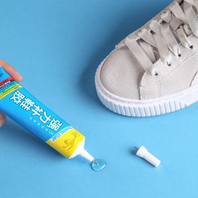 家用強力補鞋膠抗氧化防水膠全透明防水不傷鞋補鞋膠(50ml)