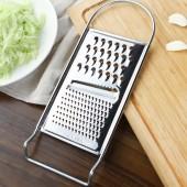 不銹鋼三合一切絲神器廚房用品多功能切菜機擦絲蘿卜絲土豆絲刨絲器擦菜板