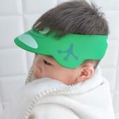 卡通兒童浴帽防水護耳洗澡帽頭罩洗頭帽嬰兒洗頭防水帽浴帽寶寶洗頭套