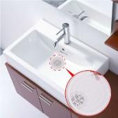 可裁剪水槽防堵塞地漏蓋浴室頭發過濾器廚房水池下水道毛發過濾網(12cm)