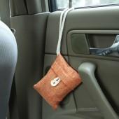 創意麻袋竹炭包去異味空氣凈化居家車載荷包汽車活性炭除甲醛除味碳包