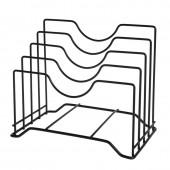 廚房鐵藝多層鍋蓋砧板多功能收納架板案板免打孔置物架瀝水架