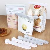 食品袋夾子封口夾廚房食物保鮮夾密封夾塑料袋夾子勺子狀零食袋子封口夾