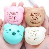 迷你暖蛋學生暖手寶自發熱小貓暖手蛋創意可愛熱暖貼替換芯迷你暖寶寶(小貓款)