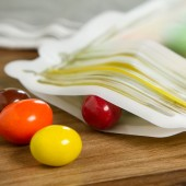 密封保鮮袋冰箱水果保鮮袋自封袋加厚密室袋食品級食物瓶子瓶子零食保鮮袋 JY172小號 4只裝