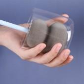 洗杯子神器長柄海綿洗杯刷奶瓶刷清潔刷長柄無死角小刷子廚房清潔工具(A418圓款)