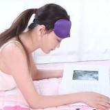 3D立體護眼透氣睡覺眼罩男士女睡覺護眼罩輕盈舒適魔術貼弧形遮光立體眼罩